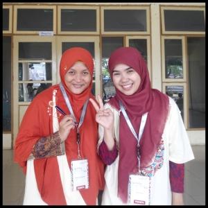 Dewi K. Sutra dan saya
